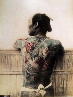 Irezumi - Traditional Japanese Tattoo