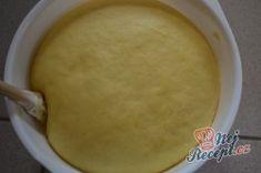 Příprava receptu Tvarohové buchty - jemné jako pavučinka, krok 2 Desert Recipes, Rum, Cheesecake, Deserts, Pudding, Cookies, Baking, Food, Crack Crackers