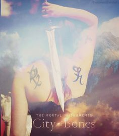 City of Bones fan made poster