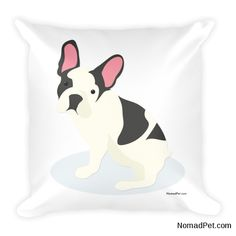 Bulldog RM Breed of Dog Themed Cotton Cushion Cover Perfect Gift