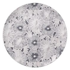organza lace party plate