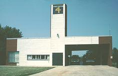 IL POSTMODERNO _Robert Venturi/ Columbus, Indiana, 1967