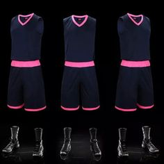 Man Basketball jerseys Sets Tops and Shorts male basketball clothes suit Sports breathable plus size shirts