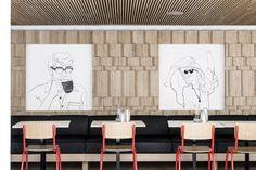 Block by Dylan Restaurant by Suvi-Maria Silvola & Laura Seppänen, Helsinki – Finland