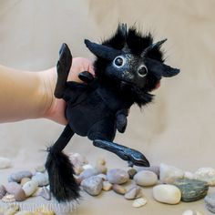 Jytte the Black Kirin by Magweno.deviantart.com on @deviantART