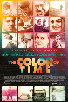 """The Color of Time"""