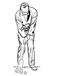 How To Improve Your Game In Golf. Do you need to learn more about the game of golf? If you do not know how to play golf, you are not the only one! Thema Golf, Basketball Games Online, Basketball Court, Golf Chipping Tips, Golf Stance, Golf Putting Tips, Arnold Palmer, Golf Instruction, Golf Tips For Beginners