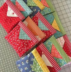 flic-flac Cotton Craft Fabric Bundle Squares Patchwork Lint DIY Sewing Scrapbooking Quilting Dot Pattern Artcraft - The Crafts Guide Sewing Hacks, Sewing Tutorials, Sewing Tips, Sewing Crafts, Sewing Ideas, Tape Crafts, Quilt Tutorials, Diy Crafts, Snap Bag