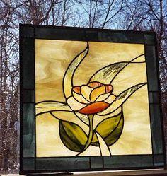 Holidaze Stained Glass - Custom 022