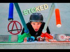 Corey & Capron Funk   Custom Build + clips - YouTube