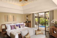 Sala Pool Villa, Anantara Phuket Layan Resort & Spa, Phuket. Thailand