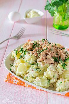 Pollo Tandoori, Healthy Dinner Recipes, Vegetarian Recipes, Drink Recipe Book, Confort Food, Cold Dishes, Light Recipes, Italian Recipes, Salad Recipes