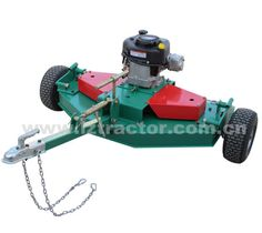 ATV Finishing Mower - Implements - Luzhong Tractors