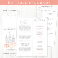 We Will Be Prepared - New Beginnings Young Women Kit