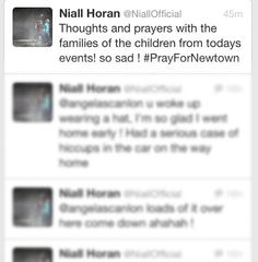 Niall you sweetie.