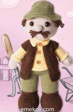 Çocuklarımızın oyun arkadaşları organik sağlıklı amigurumi oyuncakları detaylı örgü anlatımlarıyla Emekce.com da sizleri bekliyor. Yapabilirmiyim diye düşünmeyin kolaylıkla örebilirsiniz. (Amigurum…