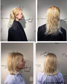 ☁️ V o l u m e ☁️ #beforeandafter #aveda #douglasj #behindthechair #blowout #cosmetology #haircut #hair #royaloak #camillacancolor #volume #hanzonation #hattorihanzo http://tipsrazzi.com/ipost/1507426102263778397/?code=BTrdA2mlYxd