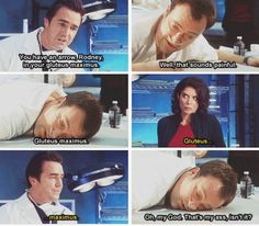 McKay being absolutely hilarious in this episode!!! ( David Hewlett ) #stargate