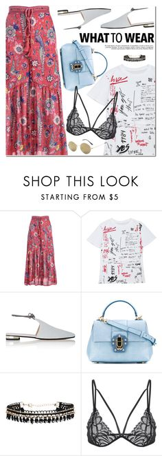 """What To Wear"" by oshint ❤ liked on Polyvore featuring Barneys New York and Dolce&Gabbana"