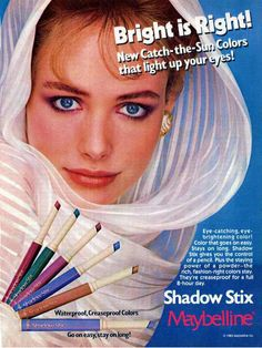 Retro 1983 Maybellin