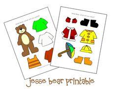 Thumbnail Jesse Bear