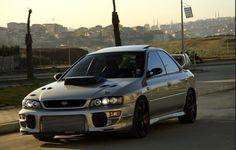 """Subaru Impreza """"RSTi"""" (GC8)"""