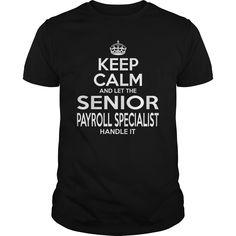 SENIOR PAYROLL SPECIALIST - KEEPCALM