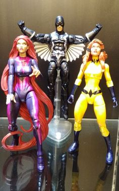 Crystal (Marvel Legends) Custom Action Figure