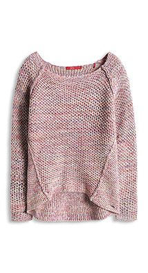 Esprit / Sweater aus 100% Baumwolle Dressing, The 100, Sweaters, Style, Fashion, Fashion Ideas, Tricot, Woman, Cotton
