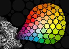 Give Me Colors ( Ben Heine)