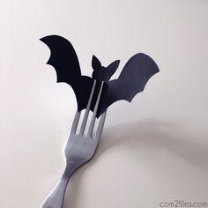 deco de table halloween