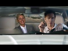 Ellen DeGeneres delivers hilarious spoof of Matthew McConaughey ad - Entertainment - TODAY.com