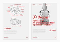 Droper | Portable energy self-sufficient device on Behance