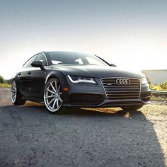 @audi A7 on CV1 |  S/O to @audi for following us on IG.. Thanks for the support. #teamvossen - @vossen- #webstagram