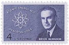 #1200 - 1962 4c Sen. Brien McMahon U. S. Postage Stamp Plate Block (4) . $0.15