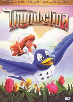 Shop Thumbelina [DVD] at Best Buy. Find low everyday prices and buy online for delivery or in-store pick-up. Andersen's Fairy Tales, Hans Christian, Children And Family, Little People, Tigger, Childhood Memories, Storytelling, Cool Things To Buy, Disney Characters