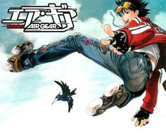 A description of tropes appearing in Air Gear. Shonen manga by Oh!Great, adapted into an anime series, loosely based on inline skating. Manga Anime, Manga Art, Anime Art, Rollers, Air Gear Manga, Chiara Bautista, Nouveau Manga, Jet Set Radio, Anime English