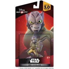 Disney Infinity 3.0 Star Wars Zeb Figure (Universal) - Walmart.com