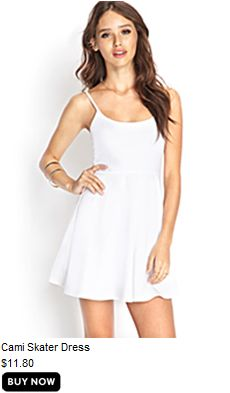 A simple, yet chic casual Spring dress.