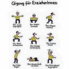 Yoga für Erzieherinnen