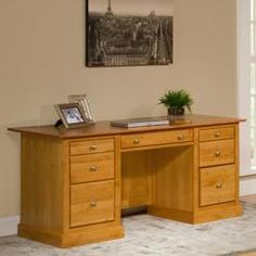 Home Office Real Wood Furniture | Virginia