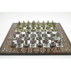 Satranç takimi - marinakis - metal döküm ürünü, özellikleri ve en uygun fiyatların11.com'da! Satranç takimi - marinakis - metal döküm, satranç kategorisinde! 52492560