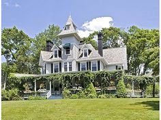 1879 Victorian, Bedford, New York – $3,250,000 This place is gorgeous!