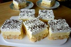 Czech Recipes, Ethnic Recipes, Biscuit Oreo, Cook N, Pavlova, Nutella, Sweet Tooth, Cheesecake, Deserts