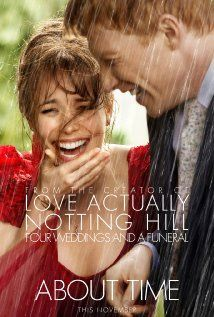 About Time (2013). Loved this romantic comedy meets time travel. If you liked the talent in Hotel Marigold, Le Week-End, and Midnight in Paris you will meet some of your favorite talent again here.
