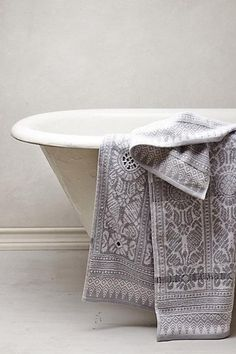 #Marigold #Towel via #Anthropologie