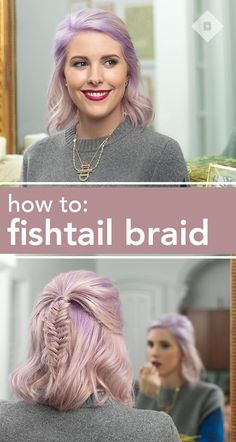 Anyone with short or medium length hair knows that updos can be a big struggle, if not totally impossible. But leaving your hair down all the time? That gets boring fast. I recently chopped a few inches off of my longish hair for a lob with choppy ends. I love the new style so much, … Read More