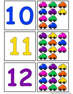 Jelly Bean Count and Clip Cards: Numbers Preschool Lessons, Preschool Worksheets, Preschool Learning, Kindergarten Activities, Learning Activities, Preschool Activities, Sudoku, Math Numbers, Number Puzzles