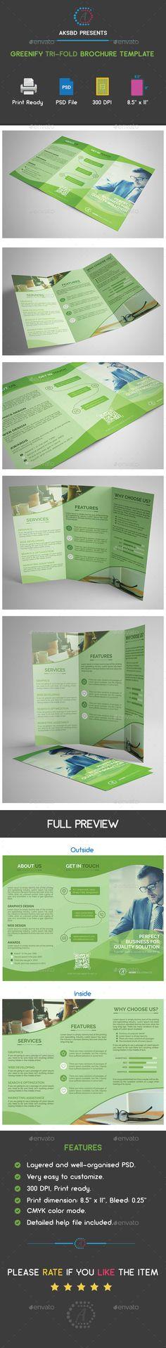 Company Brochure  Brochure Template