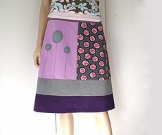A-Line Skirt by ThongbaiTatong
